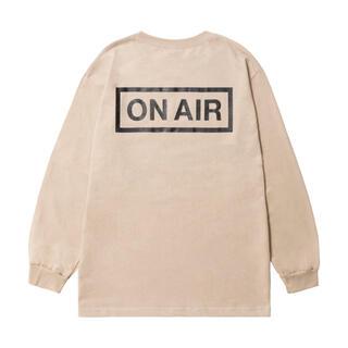 ON AIR ロングスリーブTシャツ(Tシャツ/カットソー(七分/長袖))