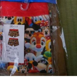 ディズニー(Disney)のディズニー ボクサーパンツ+トランクス M(その他)
