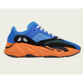 アディダス(adidas)のadidas YEEZY BOOST 700 BRIGHT BLUE 26.0(スニーカー)