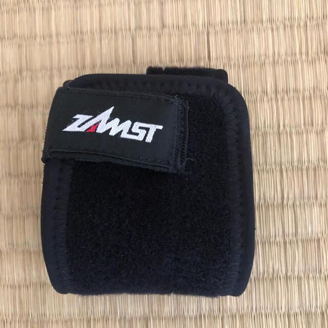 ZAMST(ザムスト)のザムスト 手首用サポーター リストバンド スポーツ/アウトドアのトレーニング/エクササイズ(トレーニング用品)の商品写真