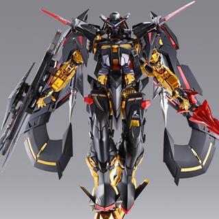 バンダイ(BANDAI)のmetal build ガンダムアストレイゴールドフレーム天ミナ (アニメ/ゲーム)