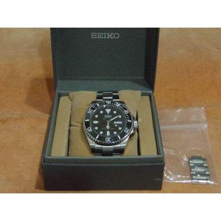 セイコー(SEIKO)のセイコーダイバー 43mmケース MOD カスタム サブタイプ NH36ムーブ(腕時計(アナログ))