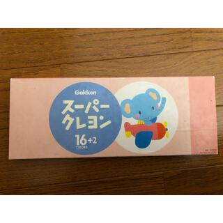 クレヨン18色(金&銀入り)(クレヨン/パステル)