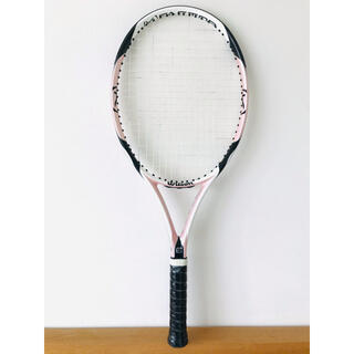 ウィルソン(wilson)の【新品同様】ウィルソン『ケーストライク K STRIKE』女性向けテニスラケット(ラケット)