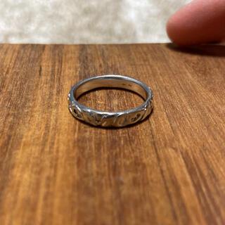 ハワイアンジュエリー K18 ホワイトゴールド  リング 指輪(リング(指輪))