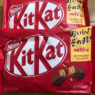 Nestle - キットカット キットカットミニ 15枚×2袋