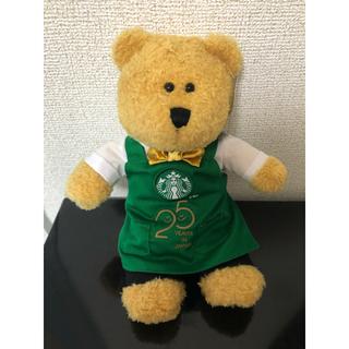 スターバックスコーヒー(Starbucks Coffee)のスターバックス ベアリスタ ぬいぐるみ(ぬいぐるみ)