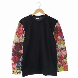 コムデギャルソンオムプリュス(COMME des GARCONS HOMME PLUS)のコムデギャルソンオムプリュス AD2016 カットソー 袖切替 変形(Tシャツ/カットソー(七分/長袖))