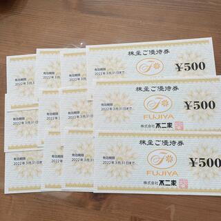 フジヤ(不二家)の不二家 6000円分(レストラン/食事券)