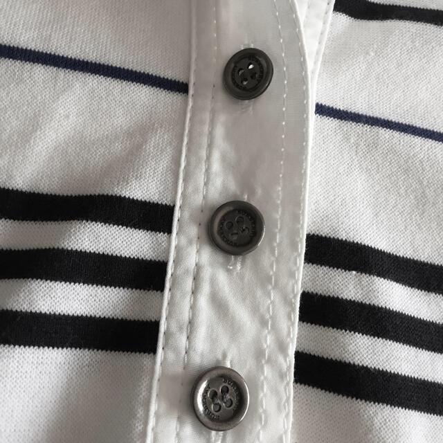 BURBERRY BLUE LABEL(バーバリーブルーレーベル)のBURBERRY LONDON ⭐ポロシャツ カットソー チェックシャツ レディースのトップス(ポロシャツ)の商品写真