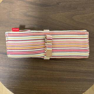 アーテミス(ARTEMIS)のARTEMIS アーティミス ロールペンケース 帆布(ペンケース/筆箱)