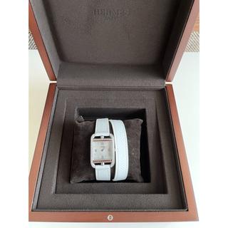 エルメス(Hermes)のエルメス ケープコッド 替ベルト 二重巻き エプソン 未使用(腕時計)