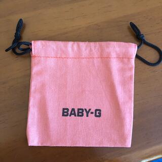 ベビージー(Baby-G)のBaby-G(袋のみ)(腕時計)