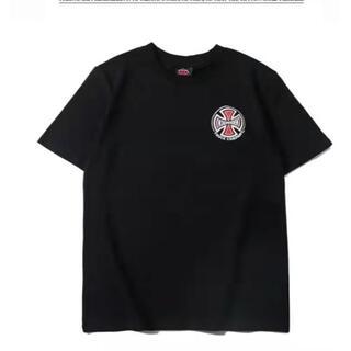 インディペンデント(INDEPENDENT)のINDEPENDETシャツ Lサイズ新品未使用(Tシャツ/カットソー(半袖/袖なし))