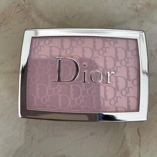 ディオール(Dior)のDiorディオール バックステージ ロージーグロウ 003(チーク)