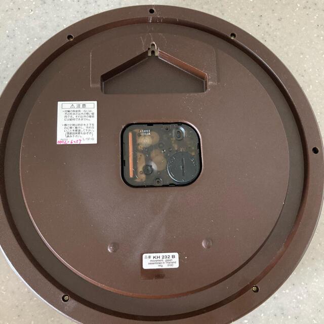 SEIKO(セイコー)のセイコー スイープ壁掛け時計蓄光夜光タイプ インテリア/住まい/日用品のインテリア小物(掛時計/柱時計)の商品写真