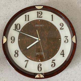 SEIKO - セイコー スイープ壁掛け時計蓄光夜光タイプ