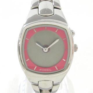 フォッシル(FOSSIL)のFOSSIL(フォッシル) - ES-9995 レディース(腕時計)