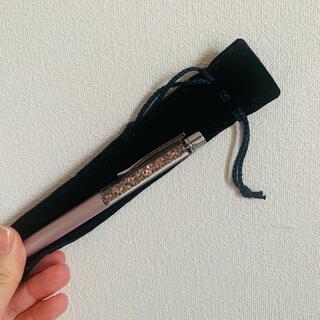 スワロフスキー(SWAROVSKI)のスワロフスキーボールペン 新品未使用(ペン/マーカー)