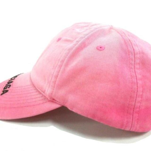 Balenciaga(バレンシアガ)のバレンシアガ L ピンク コットン レディースの帽子(キャップ)の商品写真
