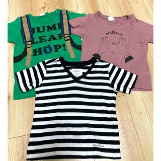 アーバンリサーチ(URBAN RESEARCH)の90cm 半袖Tシャツ セット(Tシャツ/カットソー)