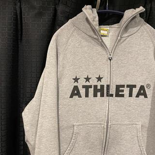 アスレタ(ATHLETA)のアスレタ パーカー adidas PUMA NIKE フットサル(パーカー)