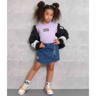 アナップキッズ(ANAP Kids)のANAP KIDS ホログラムテープ付きスカパン 新品♡(スカート)