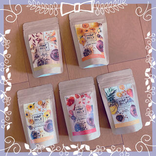♡H&F BELX♡フルーツティー5個セット(茶)