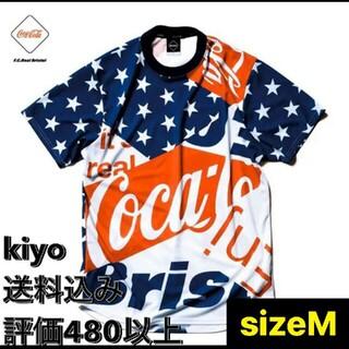 エフシーアールビー(F.C.R.B.)のF.C.Real Bristol COCA-COLA MULTI PATTERN(Tシャツ/カットソー(半袖/袖なし))
