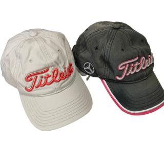 タイトリスト(Titleist)のタイトリスト/メルセデスベンツ/キャップ/帽子 2個セット(キャップ)