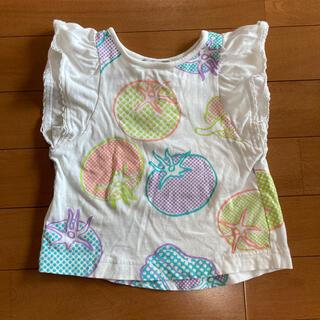 アナスイミニ(ANNA SUI mini)のアナスイミニ  トップス トマト 80(Tシャツ)