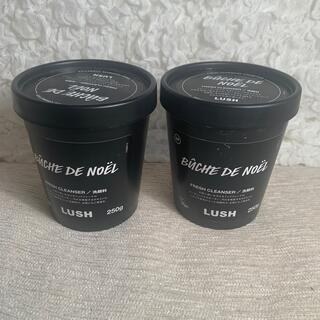 LUSH - LUSH✩クリスマスの食卓(洗顔料)新品未使用【使用期限切れ】