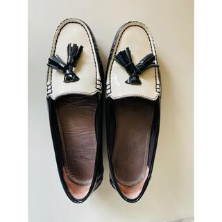 パラブーツ(Paraboot)のPARABOOT パラブーツ RIVIELA エナメル タッセルローファー(ローファー/革靴)
