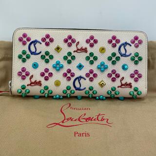 クリスチャンルブタン(Christian Louboutin)の507 超美品 クリスチャンルブタン  綺麗 ラウンドジッピーウォレット 長財布(財布)