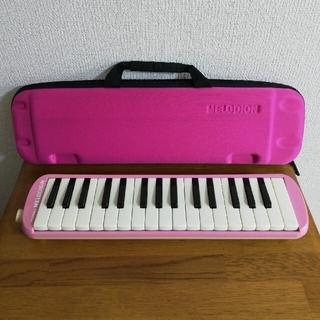 スズキ(スズキ)のメロディオン SUZUKI F32 鍵盤ハーモニカ(ハーモニカ/ブルースハープ)
