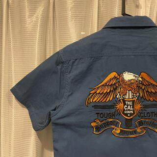 キャリー 刺繍シャツ crimie RADIALL tenderloin