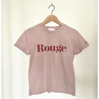ジルスチュアート(JILLSTUART)のJILL STUART 半袖ロゴTシャツ(Tシャツ(半袖/袖なし))