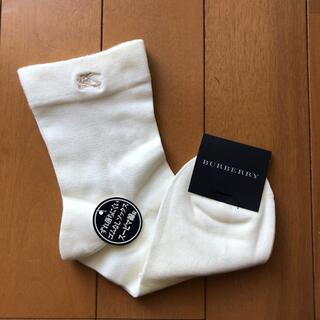 BURBERRY - バーバリー 日本製 ソックス 靴下 学生通学222324