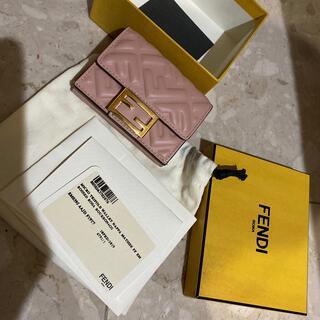 フェンディ(FENDI)のFENDI 三つ折り財布(財布)