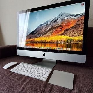Mac (Apple) - iMac 27 inch メモリ8GB/ssd240GB/Office