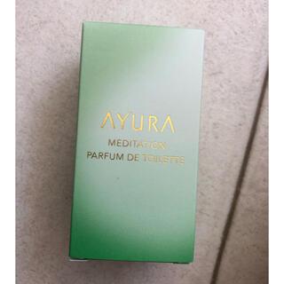 アユーラ(AYURA)のアユーラ メディテーションパルファンドトワレ 新品へ(香水(女性用))
