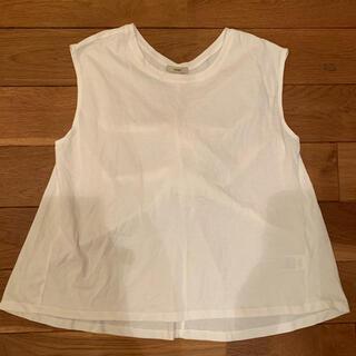 mystic - ノースリーブ★Aライン袖なしTシャツ