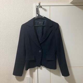 ボッシュ(BOSCH)のジャケット 紺 BRIGITTE(テーラードジャケット)