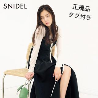 スナイデル(snidel)のSNIDEL スナイデル カットソー(カットソー(長袖/七分))