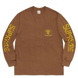 シュプリーム(Supreme)のSupreme SOUTH2 WEST8 L/S Pocket Tee(Tシャツ/カットソー(七分/長袖))