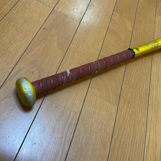 wilson(ウィルソン)の【Wilson】ディマリニ 中学硬式バット イノベーションスタッフ84cm スポーツ/アウトドアの野球(バット)の商品写真