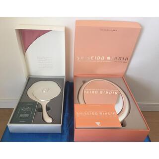 シセイドウ(SHISEIDO (資生堂))の資生堂 アンジェラカミングス  手鏡とスタンドミラーセット 非売品 (ミラー)