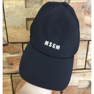 MSGM - ♡本日限定お値下♡MSGM ブラック キャップ ♡正規