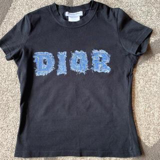 ディオール(Dior)の美品☆Dior Tシャツ  38(Tシャツ(半袖/袖なし))
