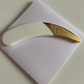 ディオール(Dior)のDior  クリーム用ヘラ(その他)